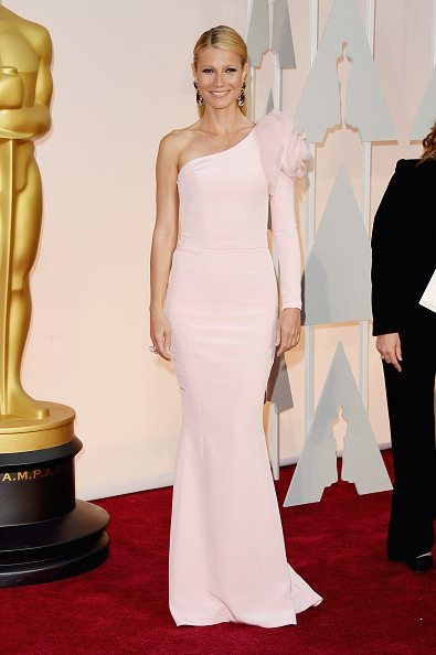 Gwyneth Paltrow in Ralph and Russo Idsetters