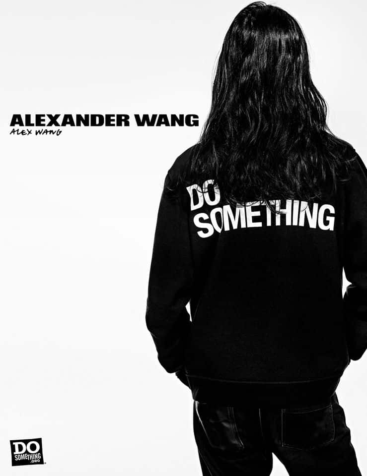 Do Something Alexander Wang Campaign by Steven Klein at IDsetters Alexander Wang