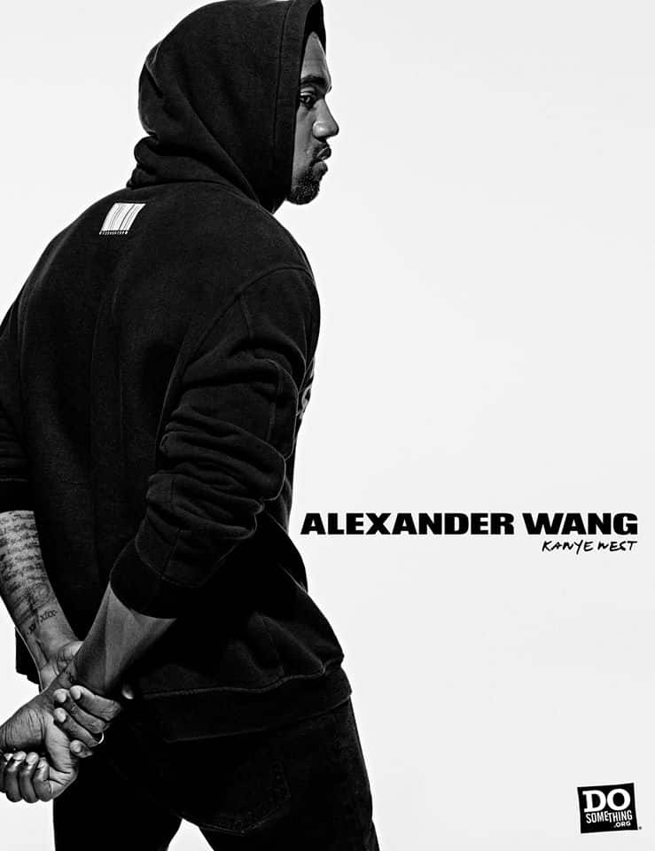 Do Something Alexander Wang Campaign by Steven Klein at IDsetters Kanye West