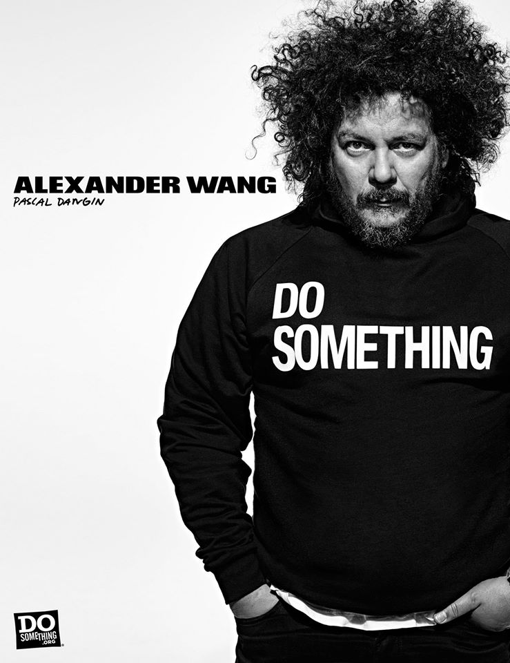 Do Something Alexander Wang Campaign by Steven Klein at IDsetters Pascal Dangin