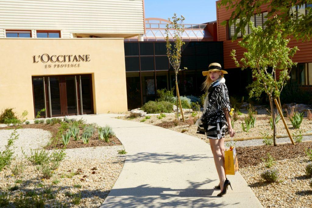 L'occitane Factory Visiting