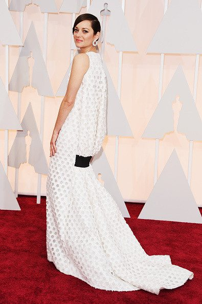 Marion Cotillard in Dior Couture IDsetters Oscar 2015