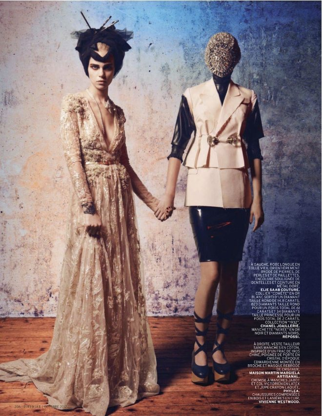 L'Officiel Paris October 2012 Alexander Neumann IDsetters (2)