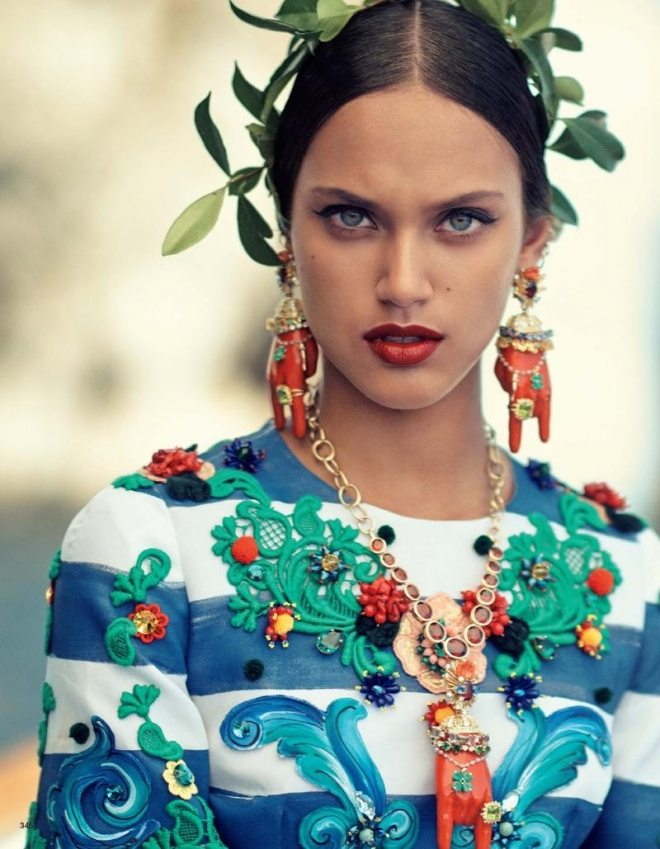Vogue Japan La Canzone Del Mare September 2014 IDsetters (2)