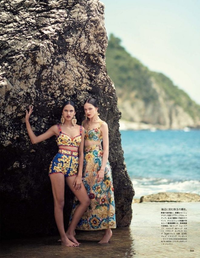 Vogue Japan La Canzone Del Mare September 2014 IDsetters (3)