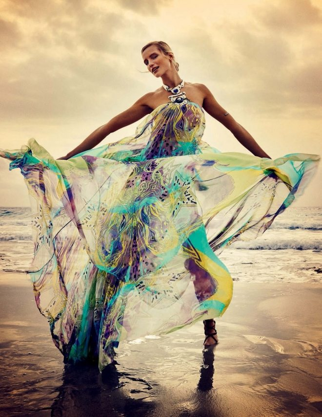 la isla bonita maud welzen by david burton for elle italia july 2015  IDsetters (3)