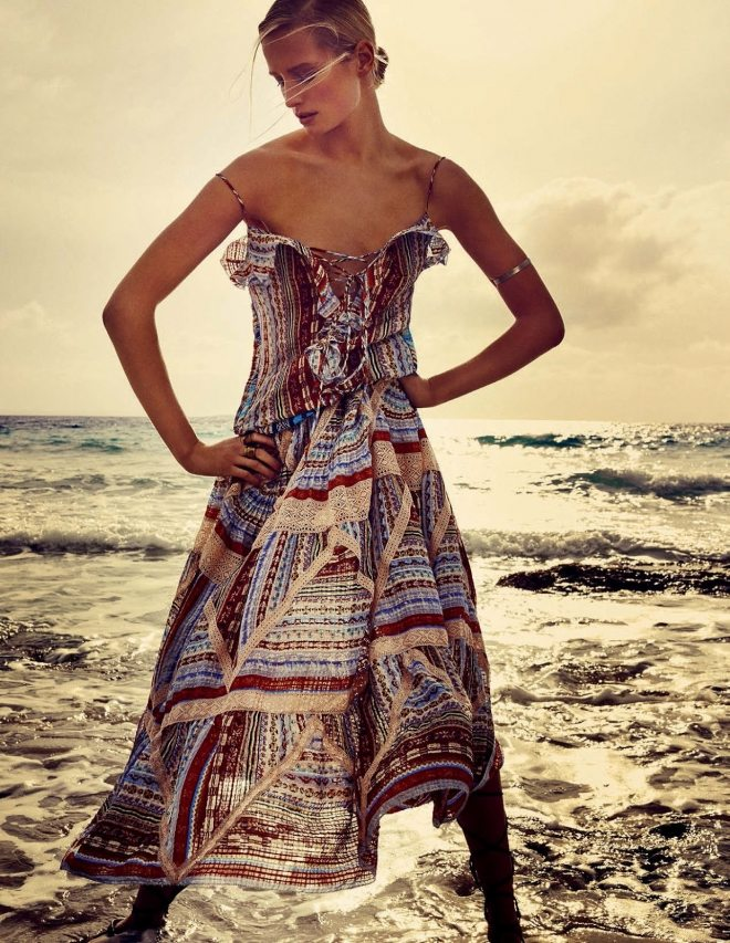 la isla bonita maud welzen by david burton for elle italia july 2015  IDsetters (9)