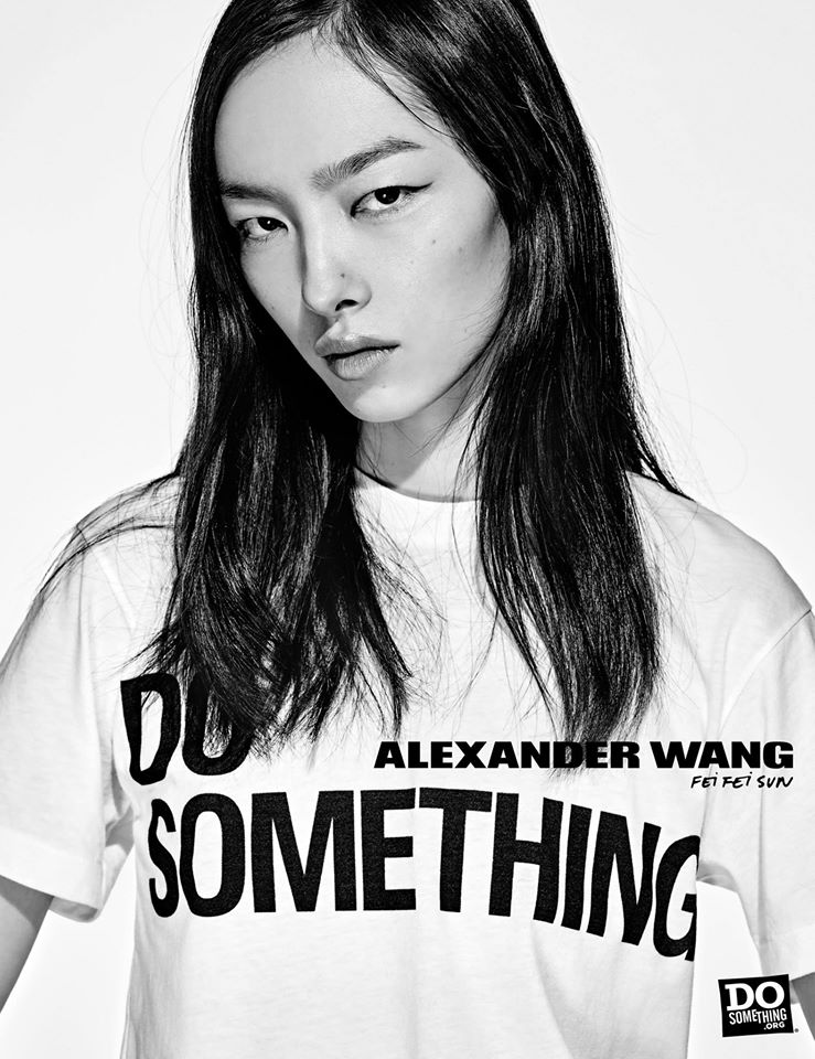 Do Something Alexander Wang Campaign by Steven Klein at IDsetters Fei Fei Sun