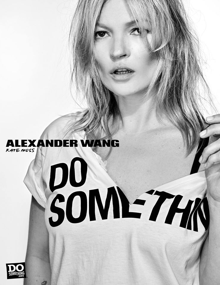 Do Something Alexander Wang Campaign by Steven Klein at IDsetters Kate Moss