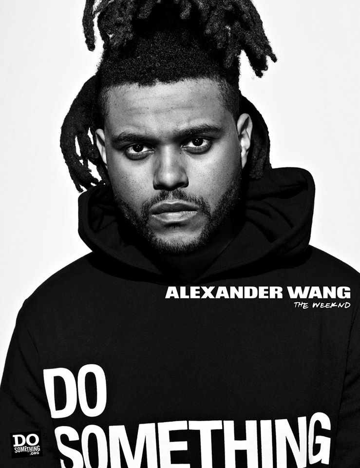 Do Something Alexander Wang Campaign by Steven Klein at IDsetters The Weeknd