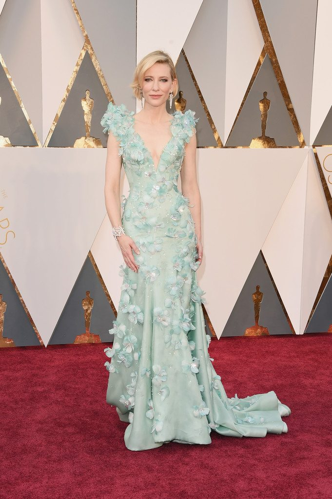 Cate+Blanchett+Dresses+Skirts+Beaded+Dress+IDsetters