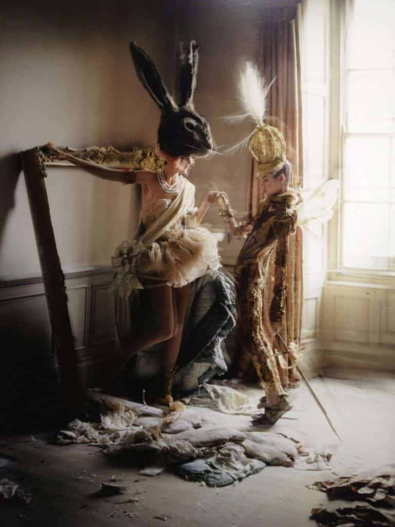 stella-tenant-and-charles-guislain-bunny-2010-tim-walker (2)