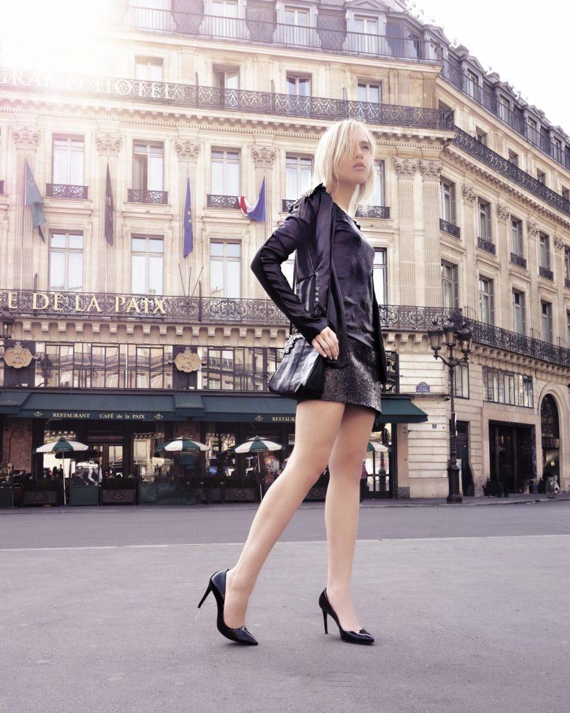 como usar brilho noite e dia em Paris (1)