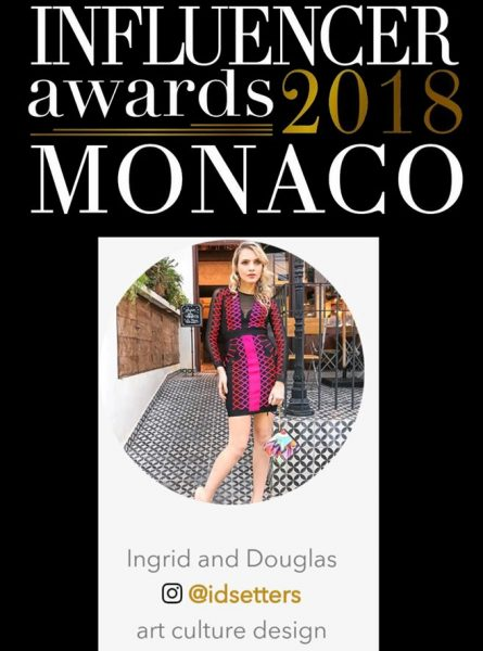 influencer monaco awards